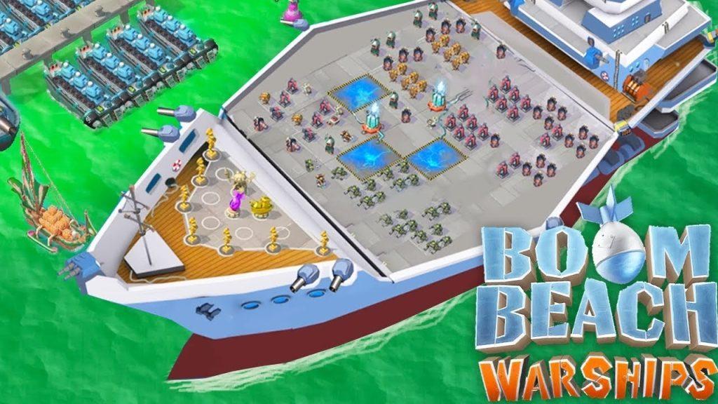 Boom Beach Helden