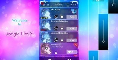 Cómo jugar Magic Tiles 3 en iOS y Android