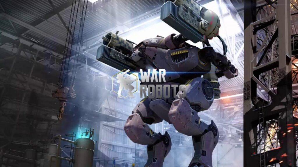 Descarga War Robots para Android e iOS